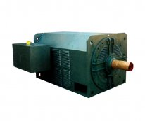 Three-phase High-Power Slip Ring Motors
